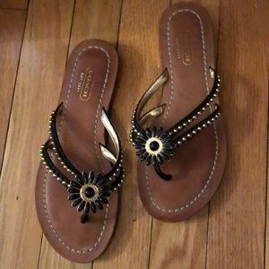 🆕Coach Sandals